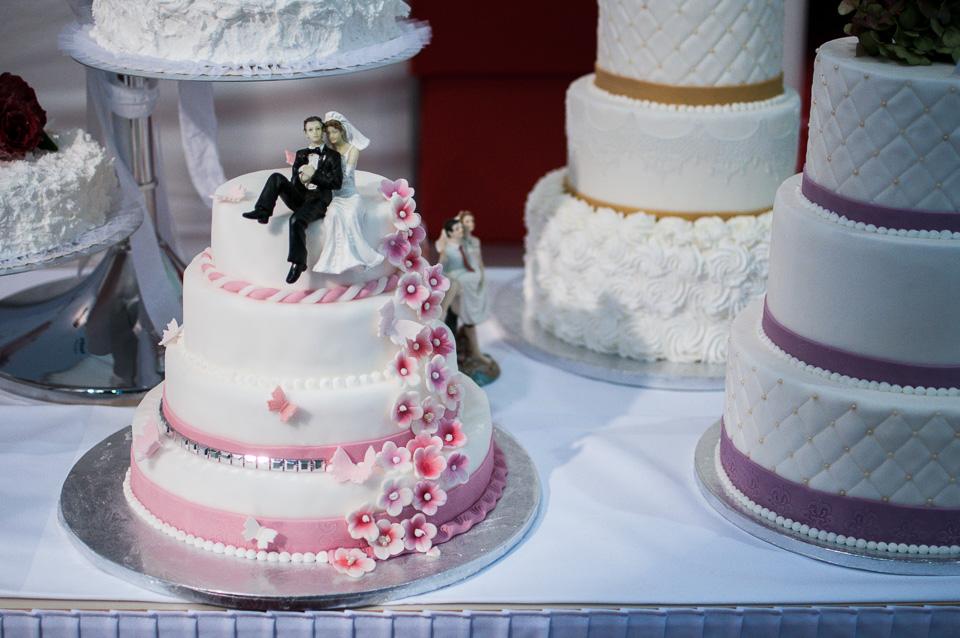 Hochzeittorte