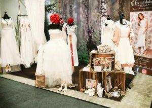 hochzeitsmesse - Mit tollen Brautkleider. Im Schwarzwälder Trachten Stiel.