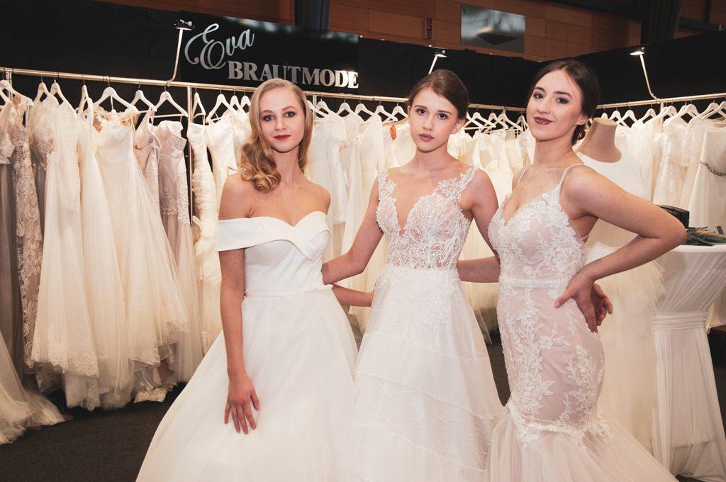 Brautmode Brautkleid , ein wichtiger Bestandteil der Hochzeit