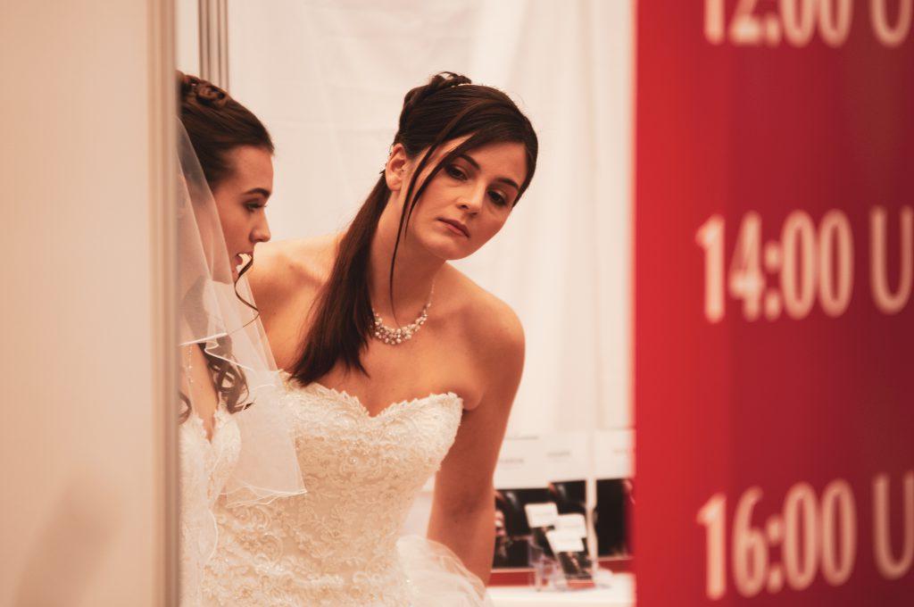 Hochzeitmesse . Die Messe für Heiratswillige paare