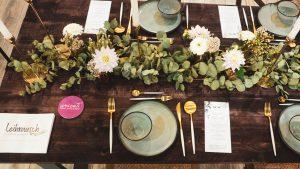 »TRAU« Die Verkaufs- und Erlebnismesse setzt neue Akzente. Eine Ideenreiche Hochzeitsmesse
