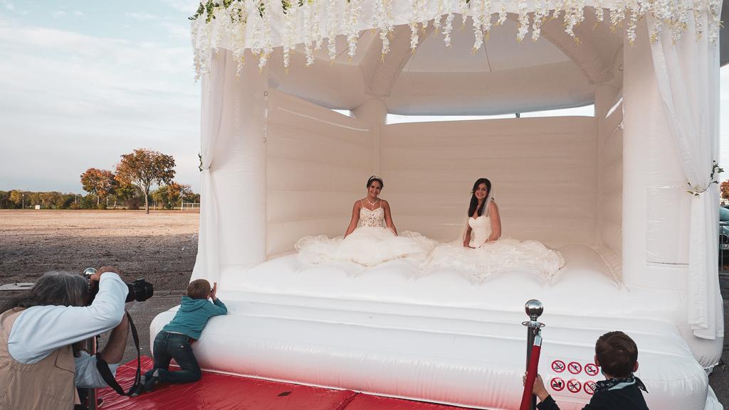 Nutzen Sie also die Messe als Inspiration und informieren Sie sich entspannt rund um das Thema Hochzeit.